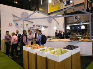 Takii Fruit Attraction 2018